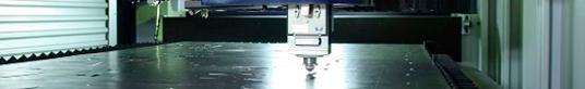 Corte laser para fabricación de maquinaria industrial