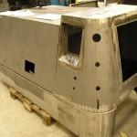 Proceso completo de fabricación de maquinaria industrial